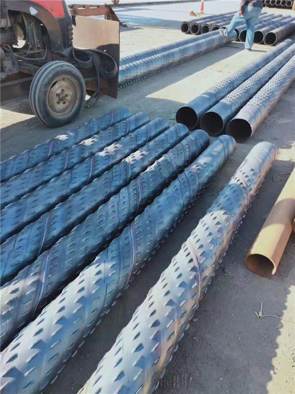 扬州219圆孔降水井管生产厂家今日价格优惠