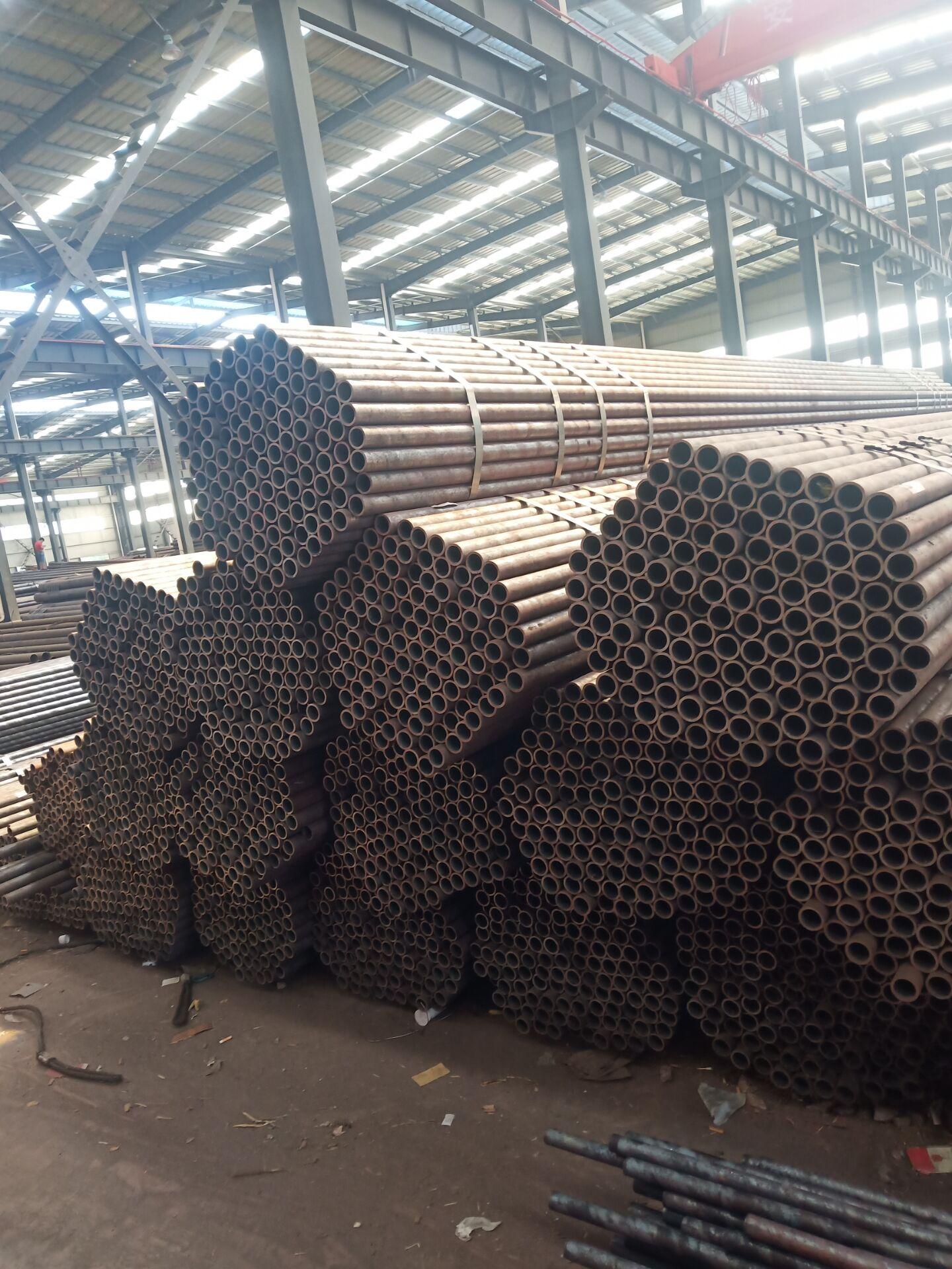 哈爾濱42crmo152*12合金鋼管廠家直銷