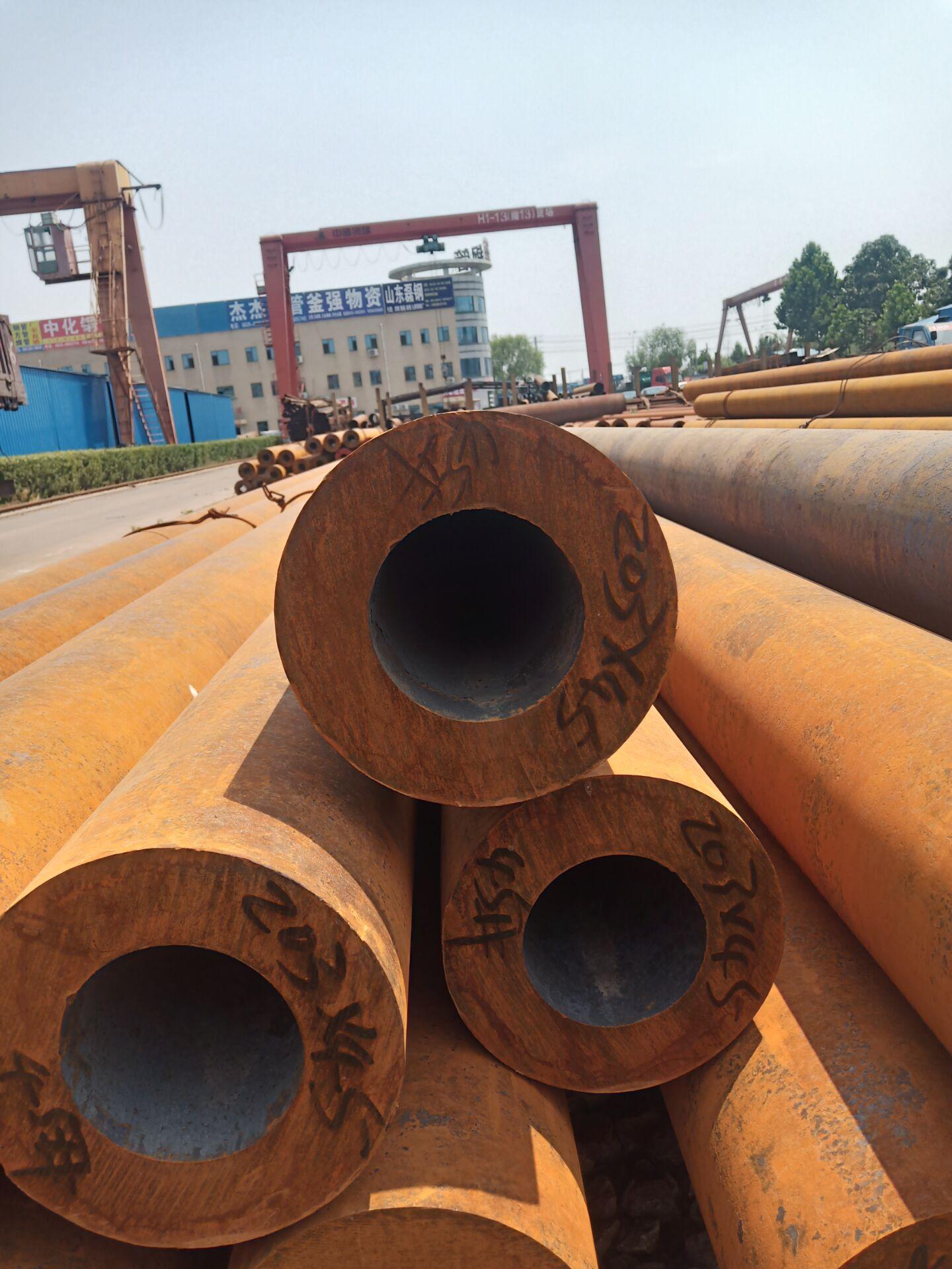 蕪湖20cr83*10合金鋼管代理各大鋼廠鋼管