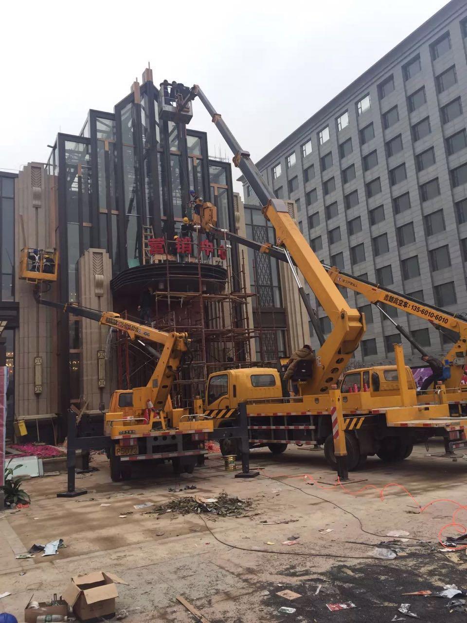 湛江30米升降车租赁