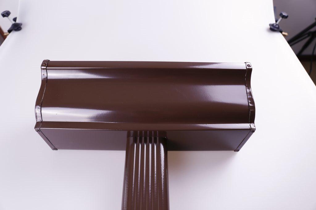 江苏扬州广陵成品铝合金檐槽价格实惠