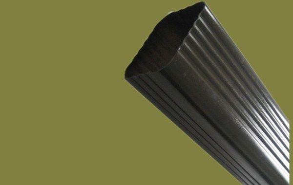 江苏扬州江都成品铝合金雨水槽安全可靠