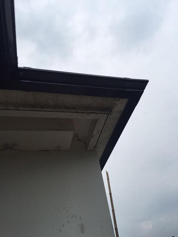 河南信陽光山彩鋁外墻雨水管信譽保證