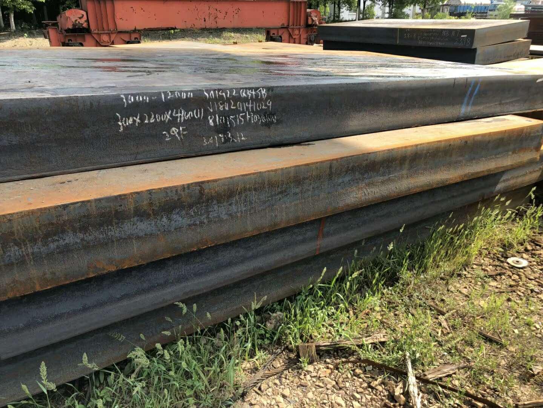 泰安錳13鋼板專業定制