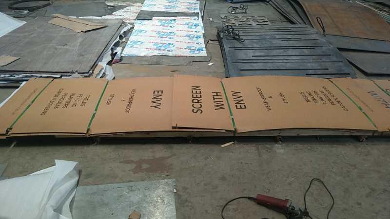 耐候鋼板供應寧夏廠家