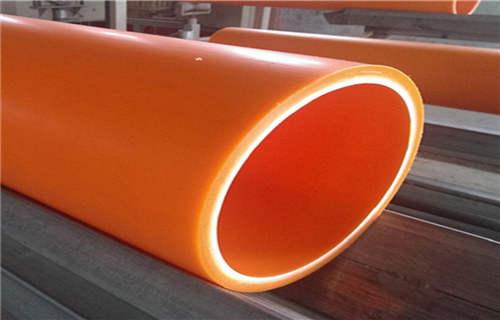 晉城外徑200MPP電力管進口原料