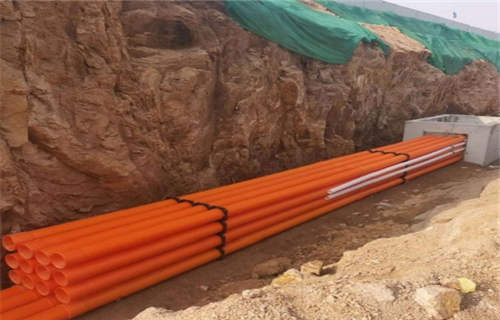 三門峽配電管網MPP電力管價格趨勢
