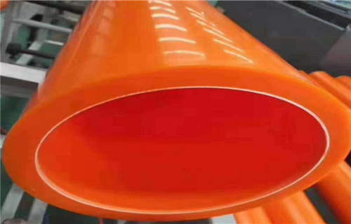 阜陽橘紅色MPP電力管規格齊全