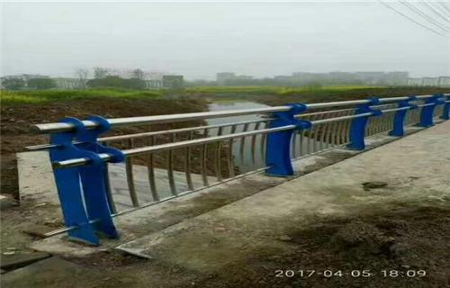 遼寧不銹鋼橋梁景觀護欄定做