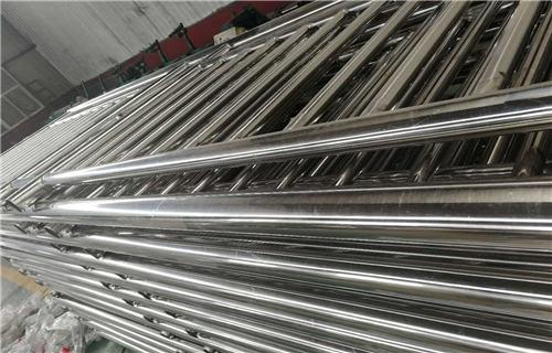 宁夏不锈钢碳素钢复合管护栏生产快速化