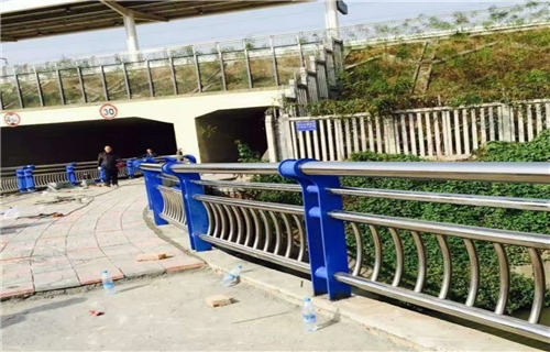 黄山不锈钢景观护栏杆新颖的设计