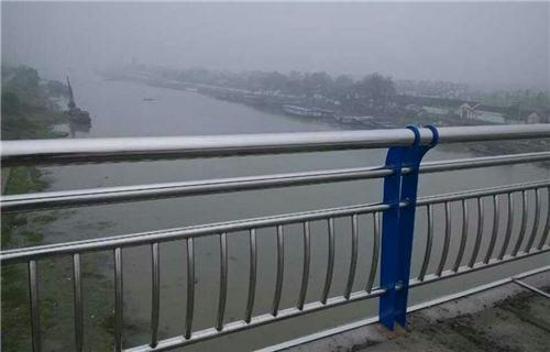 甘肅橋梁防撞護欄規格齊全造型美觀