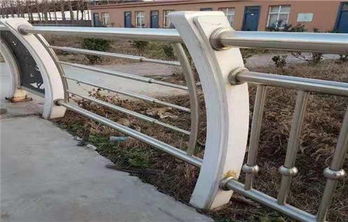 溫州橋梁防撞護欄柱子批發量大從優
