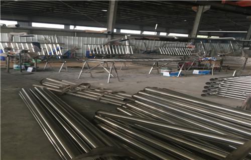 玉林不銹鋼碳素鋼復合管護欄保質保量