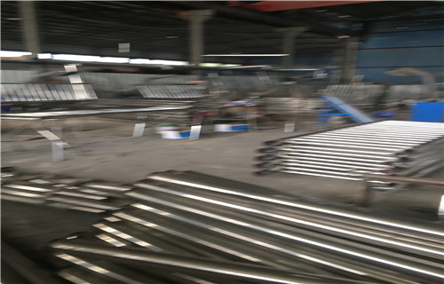 榆林橋梁景觀不銹鋼欄桿供應