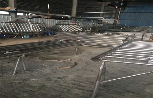 林芝河道防護不銹鋼欄桿如假包換