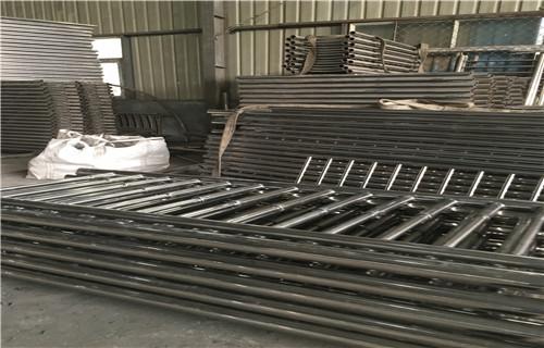 克拉瑪依304不銹鋼復合管護欄基地