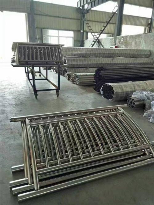邯鄲不銹鋼復合管護欄來圖定制