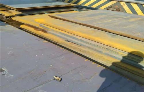 扬州Q345NH耐候钢板可加工安装定制