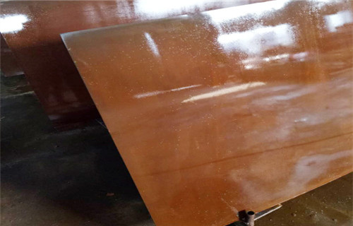 扬州Q295GNHL耐候板雕刻用钢板
