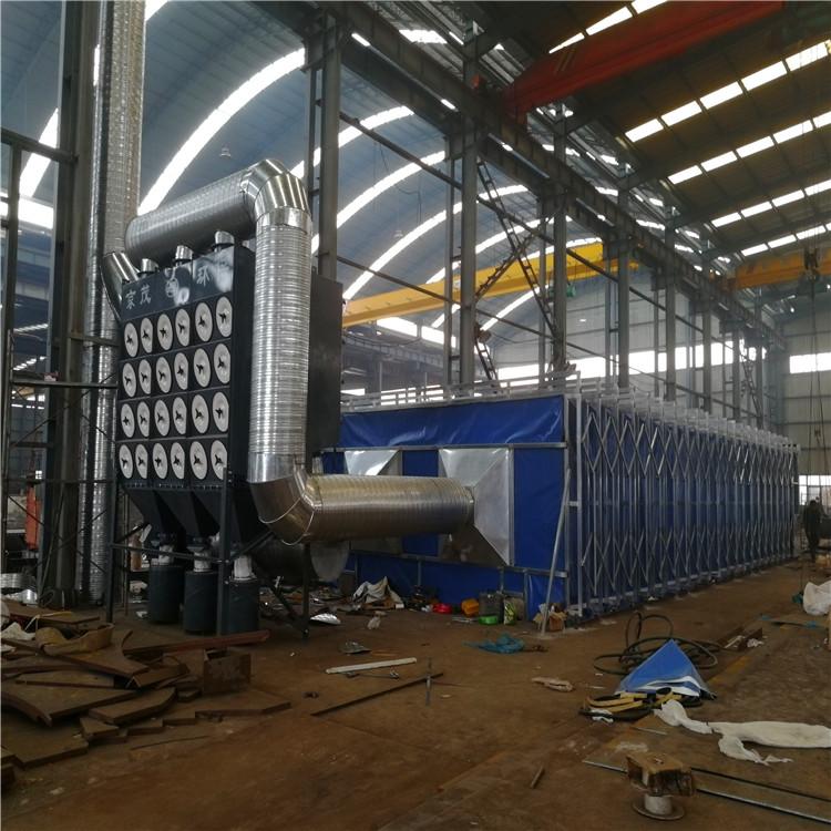 江苏省扬州市活性炭催化燃烧设备欢迎咨询
