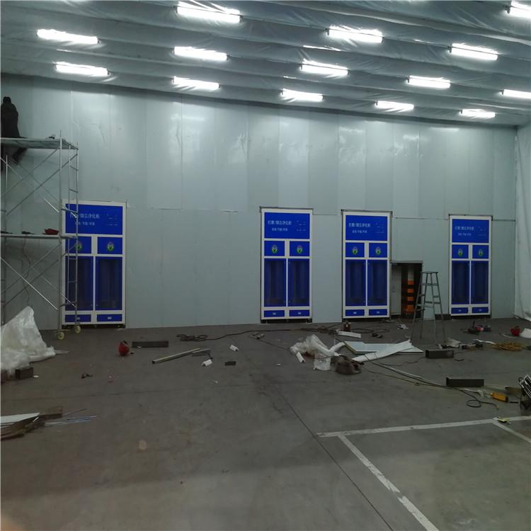 江苏省扬州市1万风量催化燃烧设备价格合理