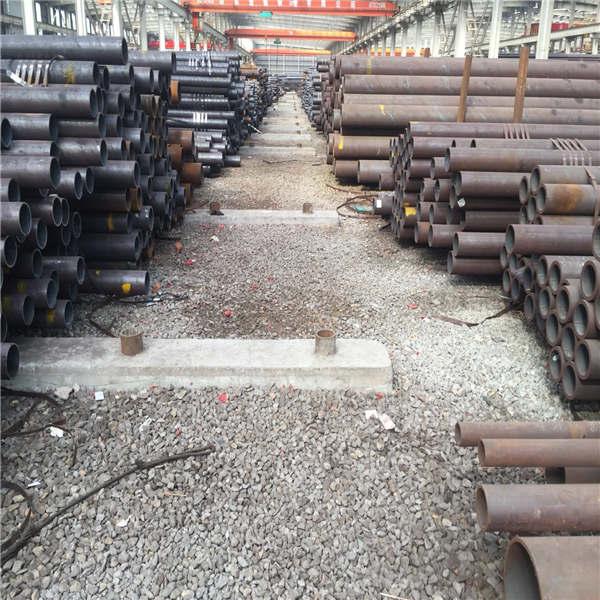 廣州大口徑鋼管可來廠實地考察