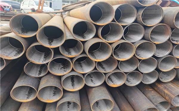 东莞桥梁灌注桩注浆管隧道管棚管厂家直发