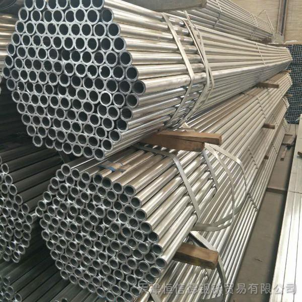 臨沂Q235B熱鍍鋅圓鋼鋅層高