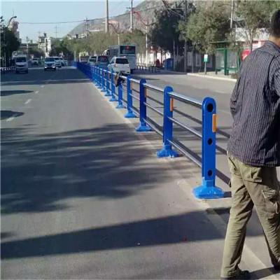 晋中不锈钢防撞护栏上门安装防撞桥梁护栏
