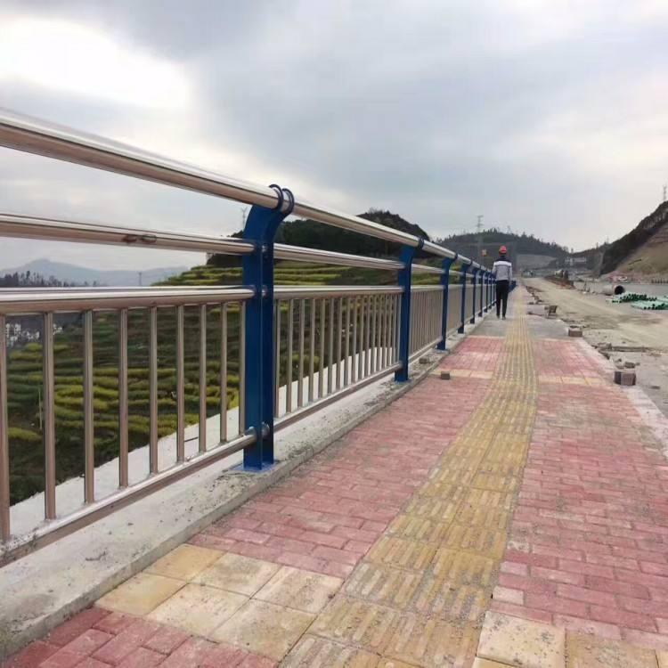 晋中防撞桥梁护栏施工单位桥梁防撞栏杆