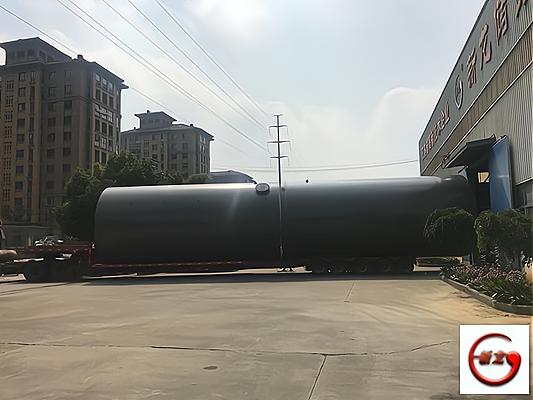 东莞钢衬胶储罐机械领域系列产品