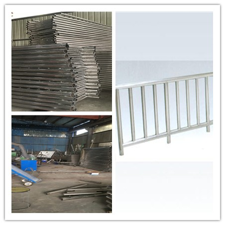 扬州不锈钢碳素钢复合管栏杆销售电话
