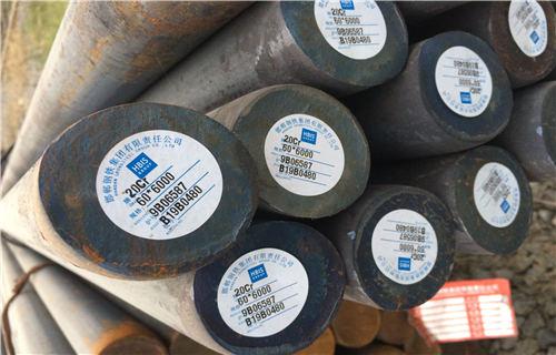 扬州凌钢Q355B合金圆钢现货处理