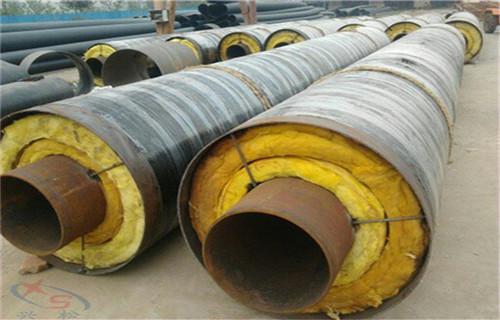 东莞钢套钢预制直埋蒸汽保温管一条龙网销