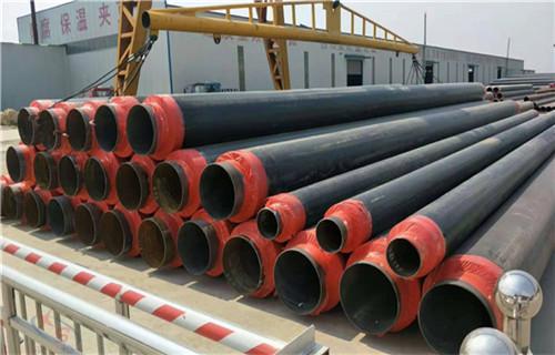 东莞钢套钢蒸汽保温管精益制造