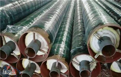晋中直埋式蒸汽保温管新型节能产品