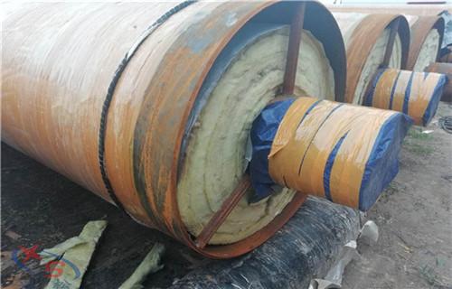 青島LEB長輸低能耗隔熱導向管托可和疏水做成整體