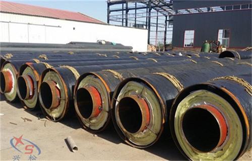 臺灣預制保溫焊接鋼管專注管道行業