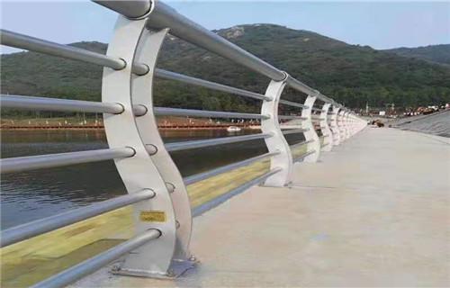 扬州304不锈钢桥梁护栏供应 定尺