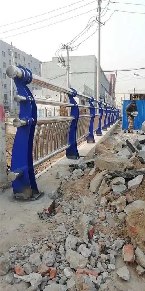 南宁 201不锈钢复合管护栏厂家电话