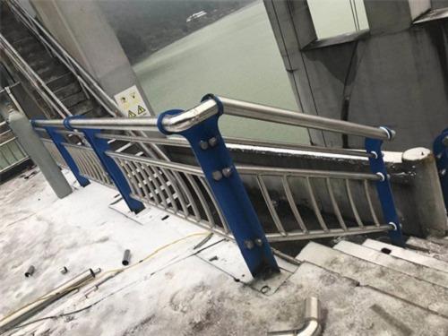 海口桥梁防撞护栏 工程接单