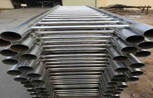 福建橋梁亮化欄桿焊接安裝