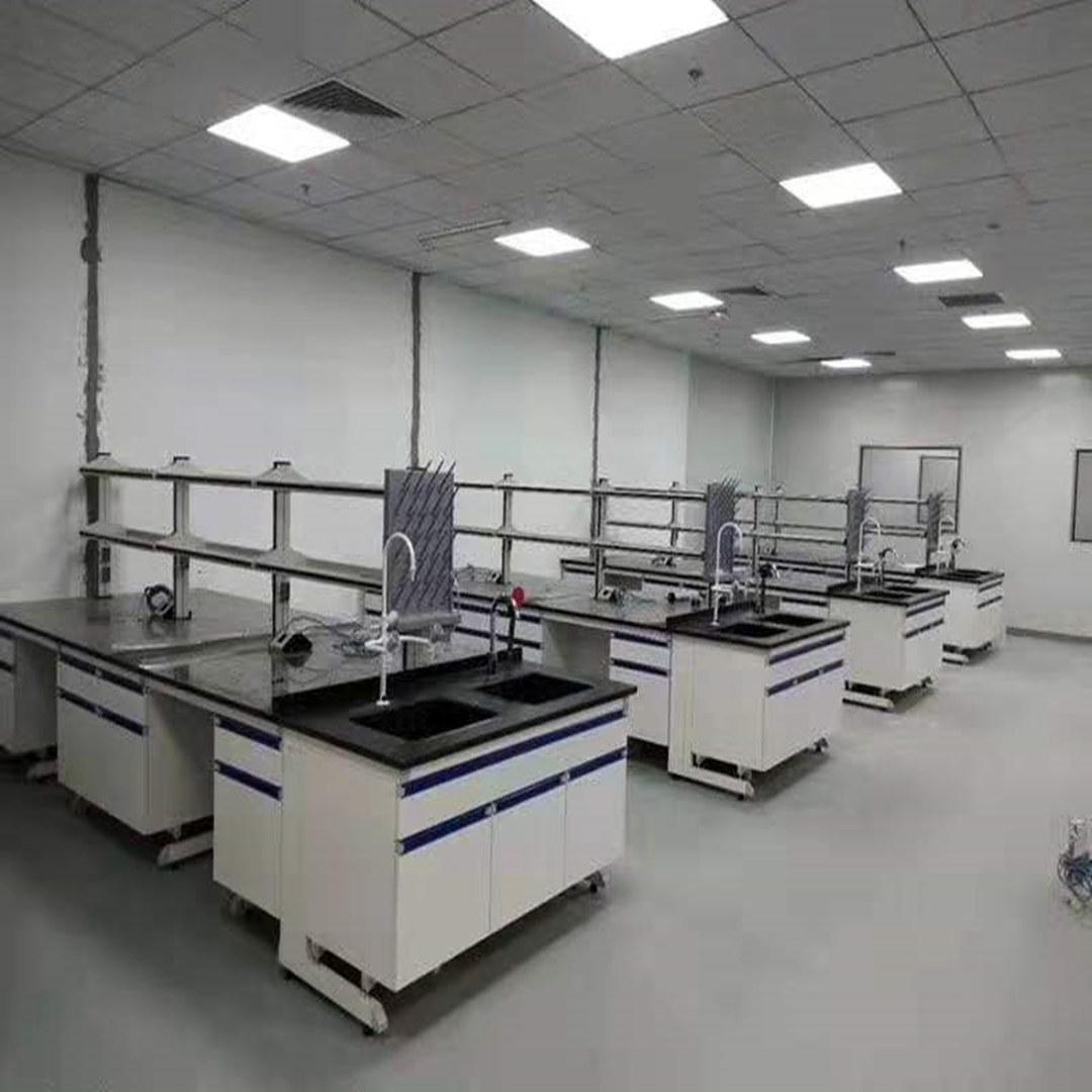 陜西省清澗縣不銹鋼實驗臺檢測中心實驗臺定制廠家