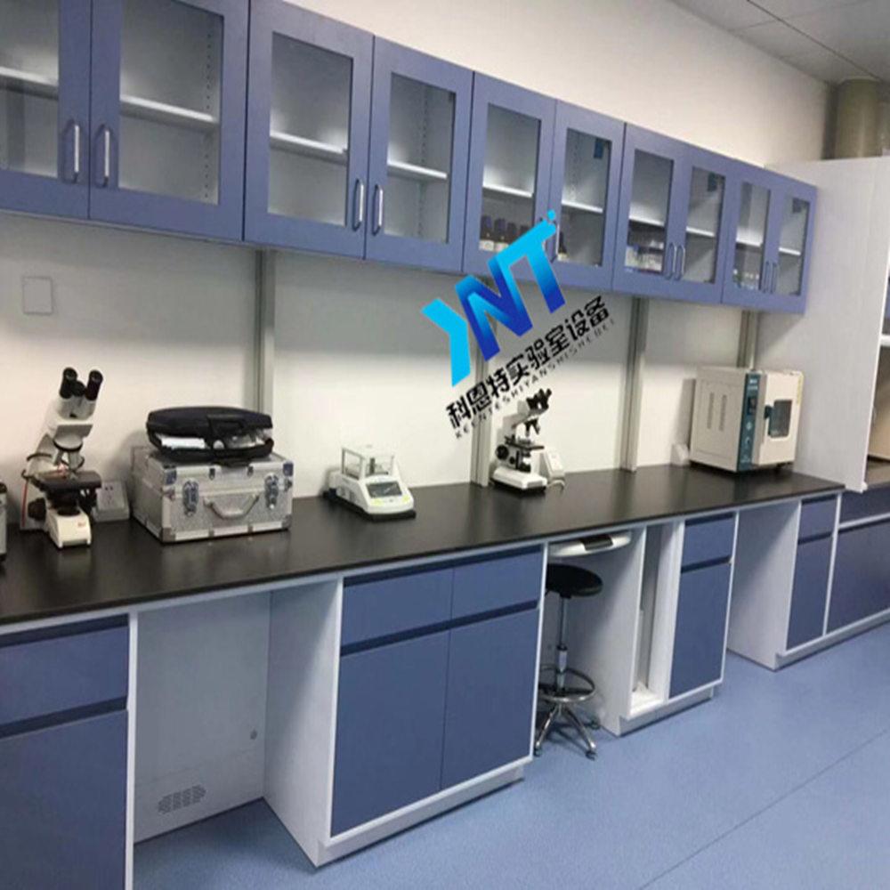 天水市U型耐酸堿全鋼實驗臺設計定制