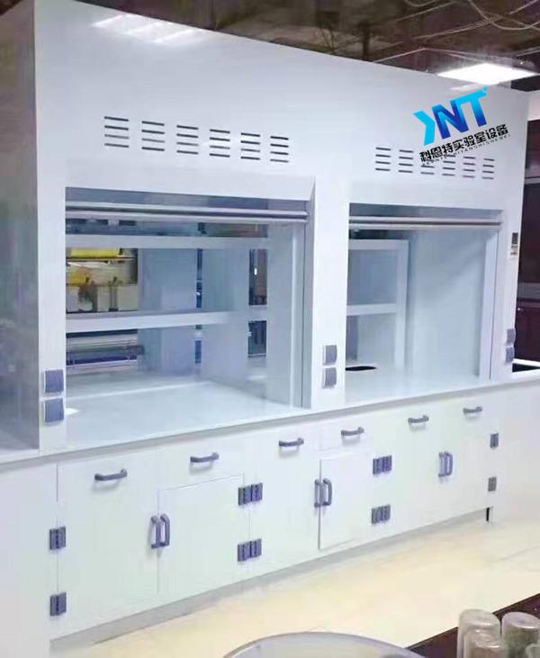 陜西省鋼木通風柜訂做【西安科恩特實驗室設備有限公司】