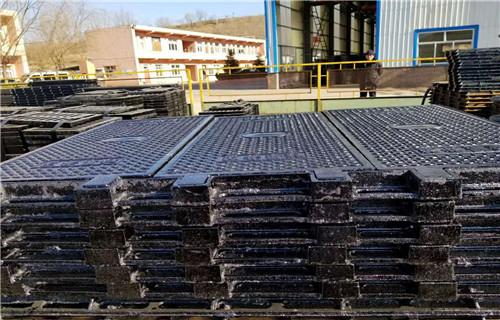 太原球墨鑄鐵污水井蓋廠家鑄造