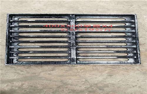 白銀球墨鑄鐵井蓋方形供應