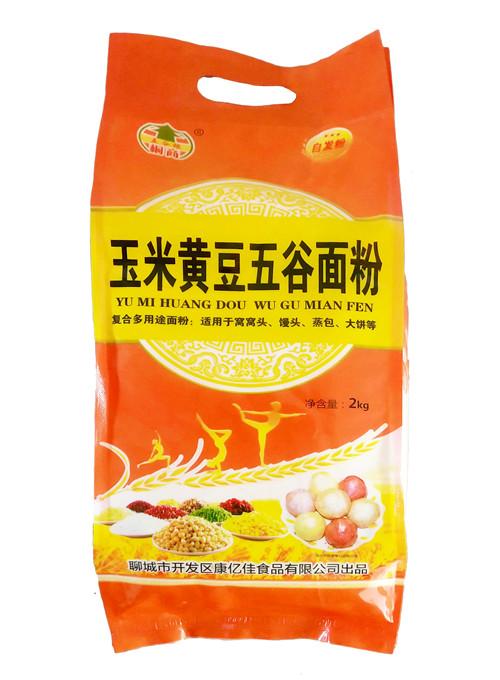 安慶玉米自發面粉