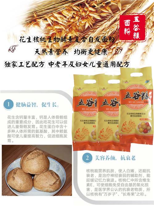寧夏玉米窩窩頭自發面粉